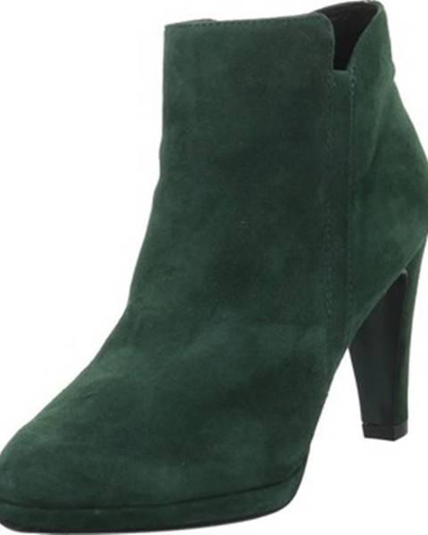 Zelené topánky Caprice