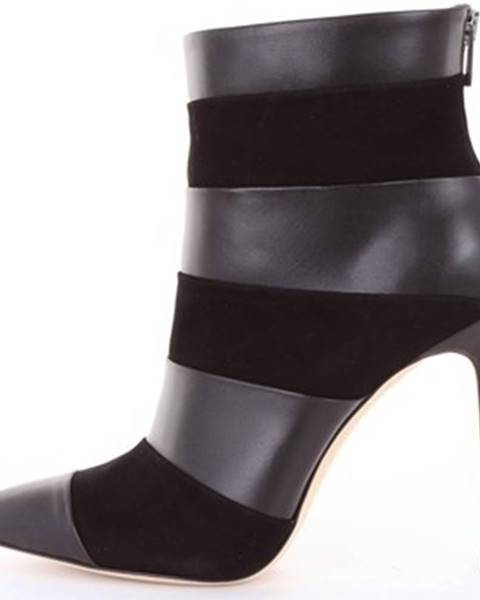 Čierne topánky Sergio Levantesi