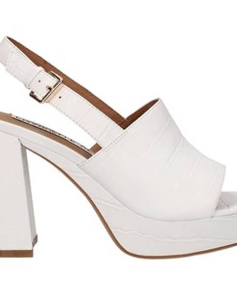 Biele topánky Emanuélle Vee