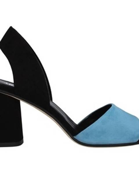 Modré topánky Tres Jolie