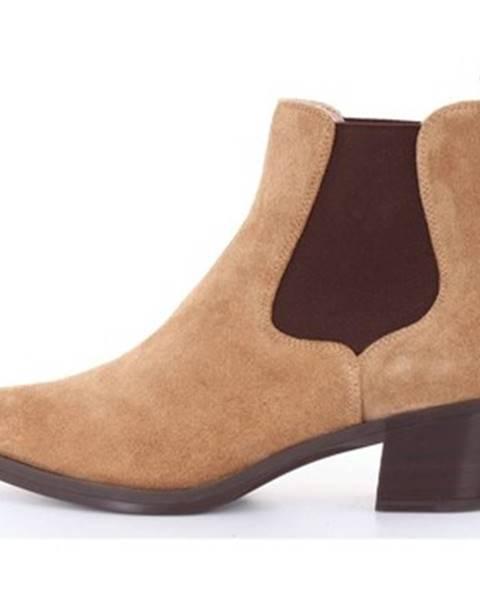 Béžové topánky Unisa