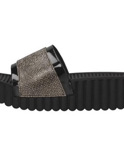Čierne topánky Café Noir