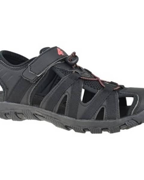 Viacfarebné športové sandále 4F