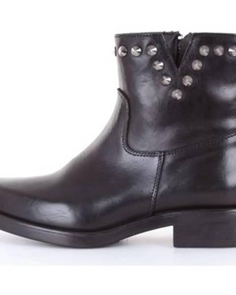 Čierne topánky Jampo