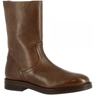 Čižmy do mesta Leonardo Shoes  5609/2 RIOS T. MORO