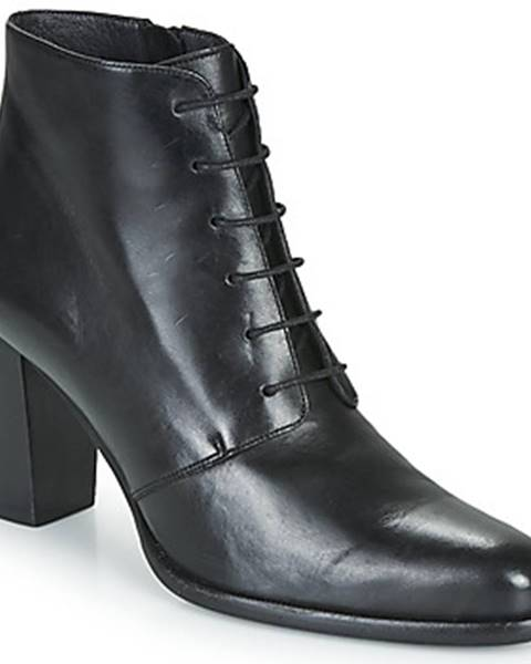 Čierne topánky Myma
