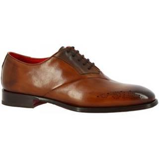 Derbie Leonardo Shoes  9566E20 DELAVE BRANDI
