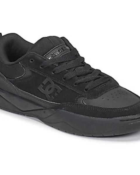 Čierne tenisky DC Shoes