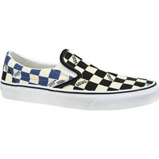 Skate obuv Vans  Classic Slipon Big Check