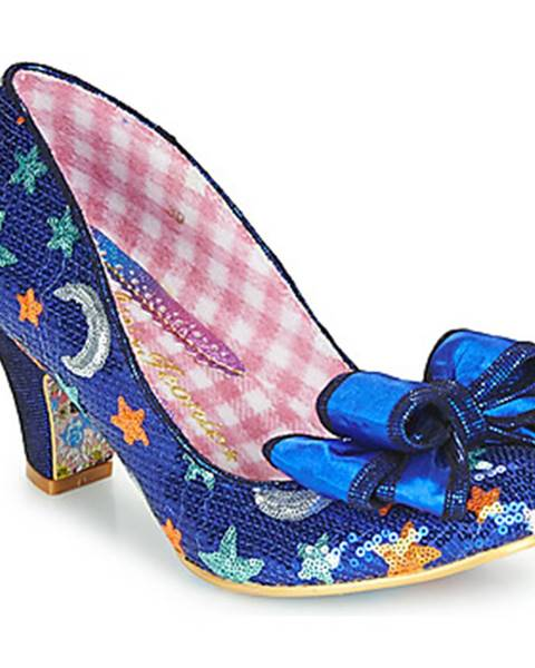 Modré topánky Irregular Choice