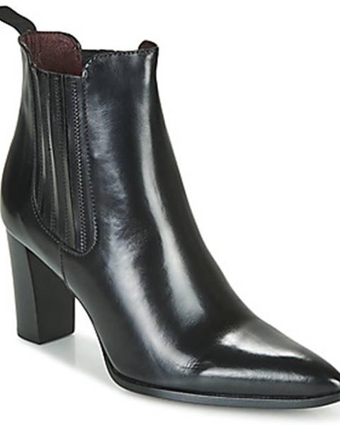 Čierne topánky Muratti