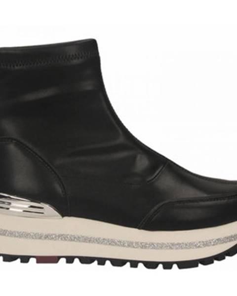 Čierne topánky Liu Jo Milano