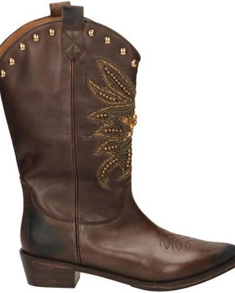 Hnedé topánky Coral