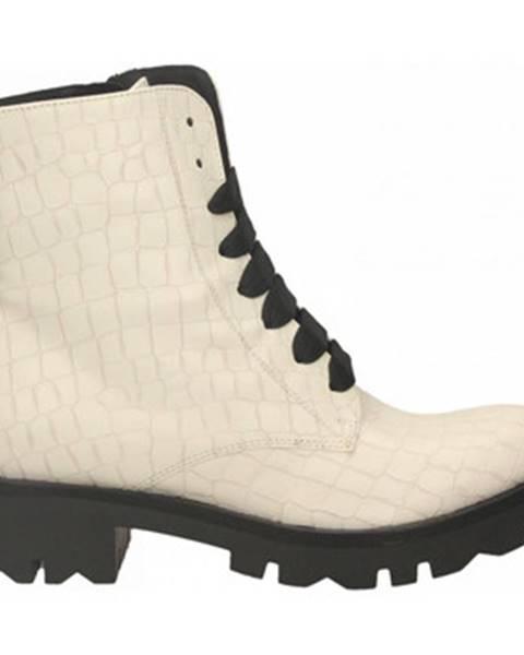 Biele topánky Tosca Blu