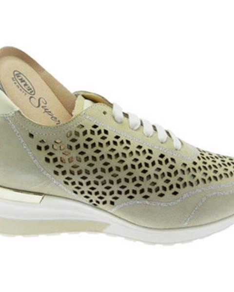 Modré topánky Calzaturificio Loren