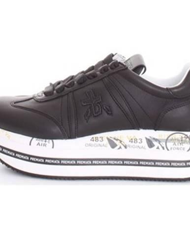 Čierne tenisky Premiata