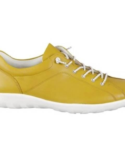 Žlté topánky Remonte Dorndorf