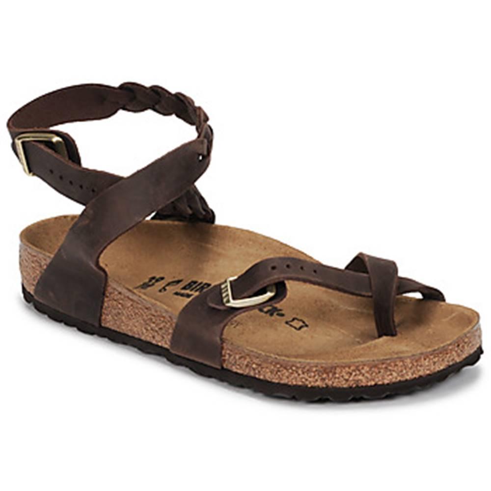 Birkenstock Sandále Birkenstock  YARA LEATHER