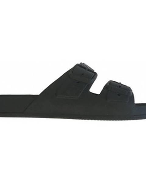 Čierne topánky Cacatoès