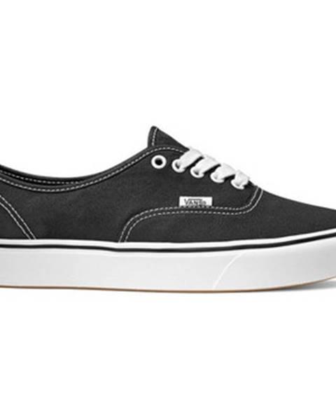 Čierne topánky Vans