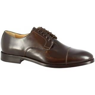 Derbie Leonardo Shoes  7240 SPAZZOLATO T. MORRO