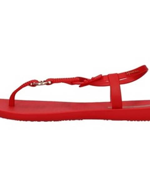 Červené topánky Ipanema