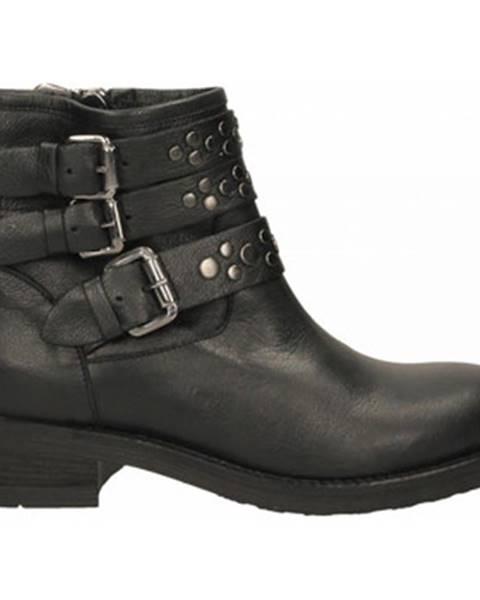 Čierne topánky Way Out London
