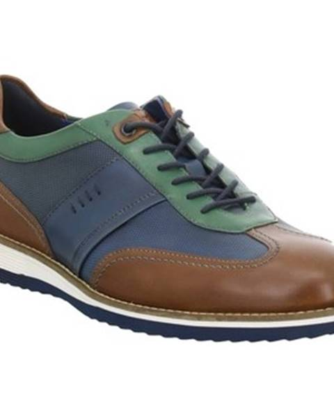 Viacfarebné topánky Sioux