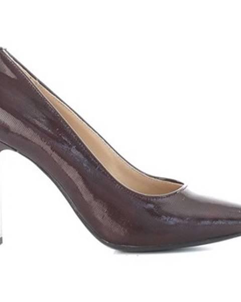 Červené topánky Nero Giardini