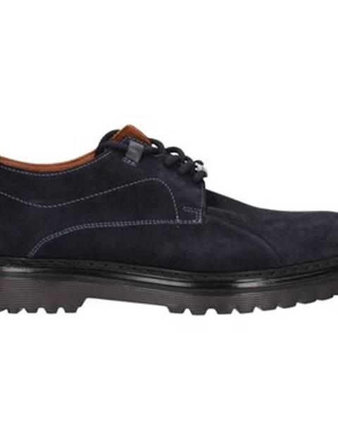 Modré topánky Cesare P. By Paciotti