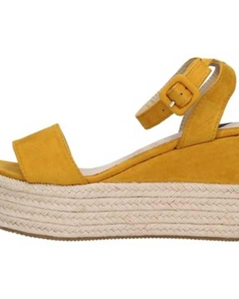 Žlté topánky Energy