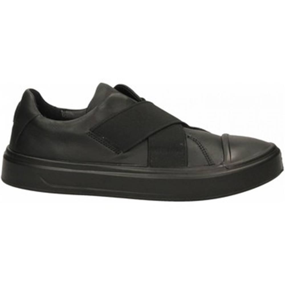 Ecco Slip-on  Flexure T-Cap W Black Cirrus
