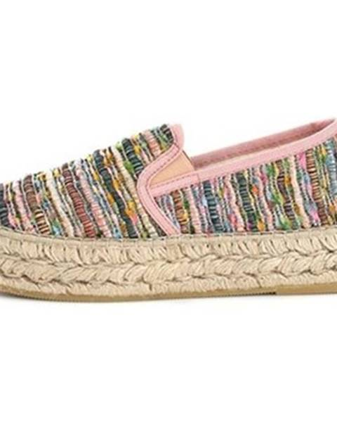 Ružové topánky Vidorreta