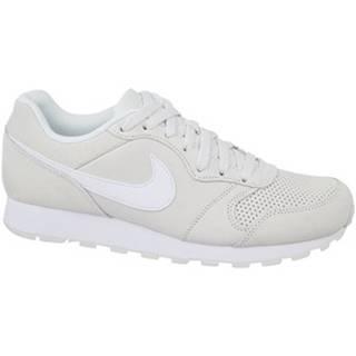Bežecká a trailová obuv Nike  MD Runner 2 Suede