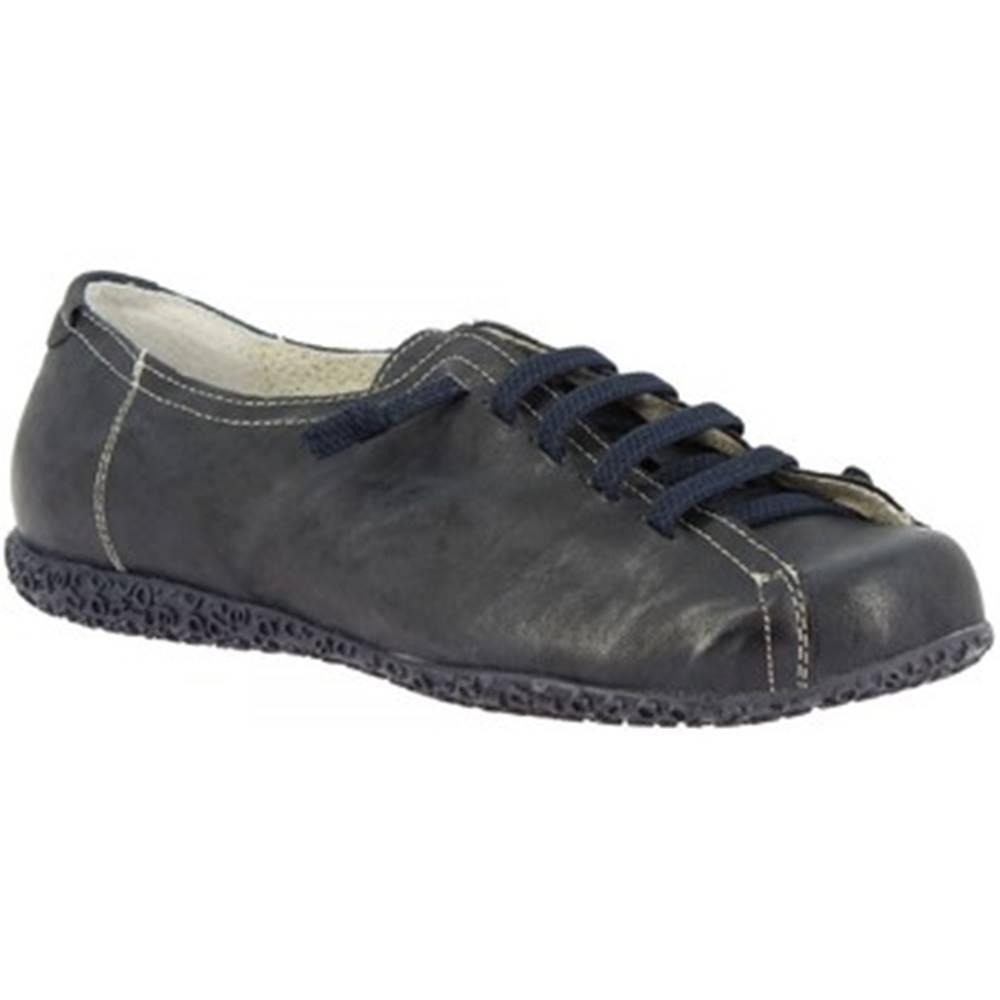 Leonardo Shoes Derbie Leonardo Shoes  1269PINTA BLU