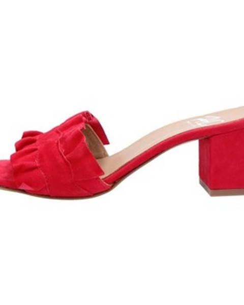 Červené topánky Hl - Helen
