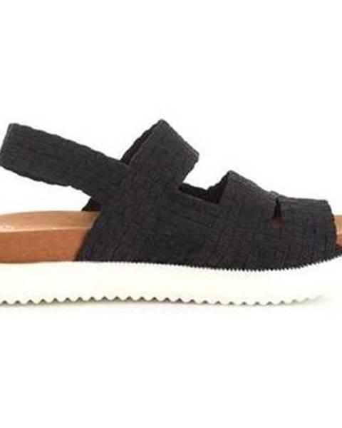 Čierne topánky Bernie Mev