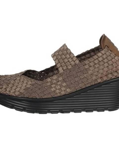 Hnedé topánky Pregunta