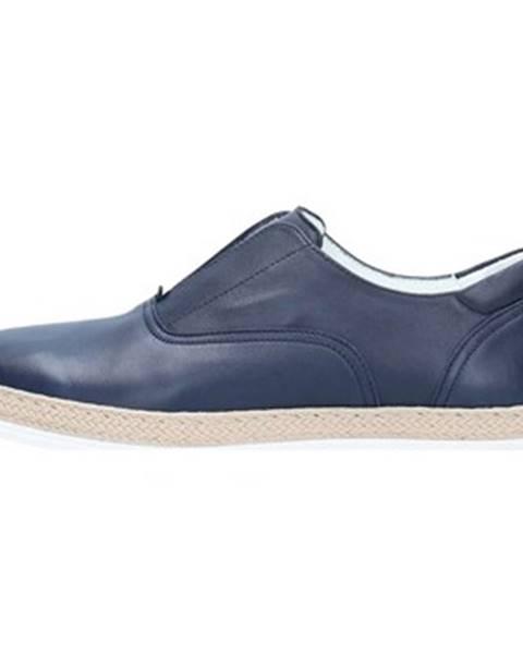 Modré topánky Triver Flight