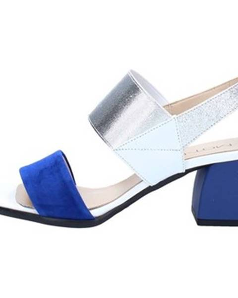 Modré topánky Mot-Cle'