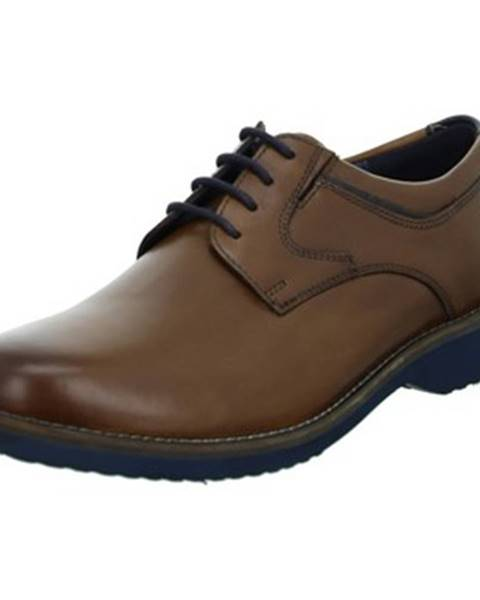 Hnedé topánky Sioux