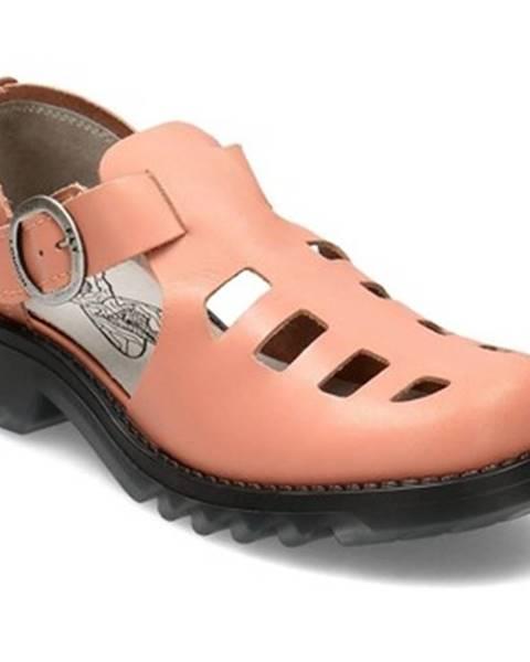 Viacfarebné topánky Fly London