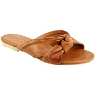 Sandále  PC139 CAPRA CUOIO_
