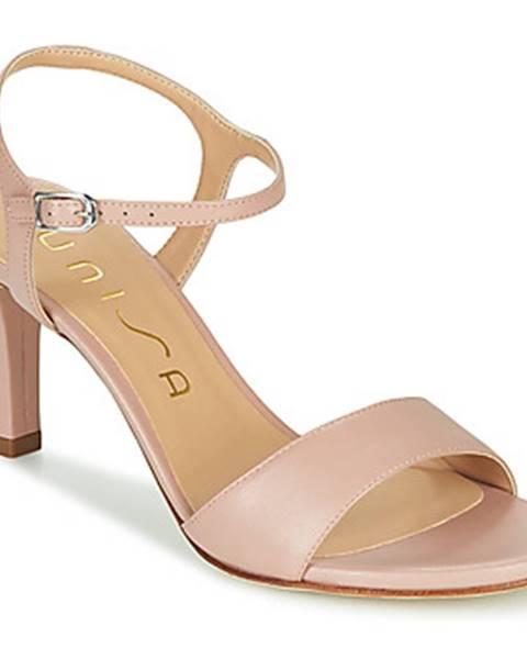 Ružové topánky Unisa