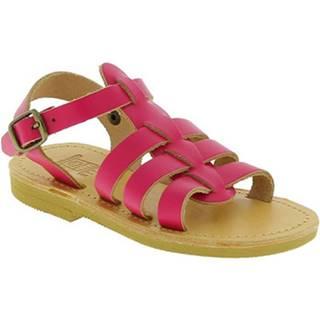 Sandále Attica Sandals  PERSEPHONE CALF FUXIA