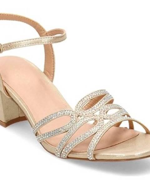 Zlaté topánky Menbur