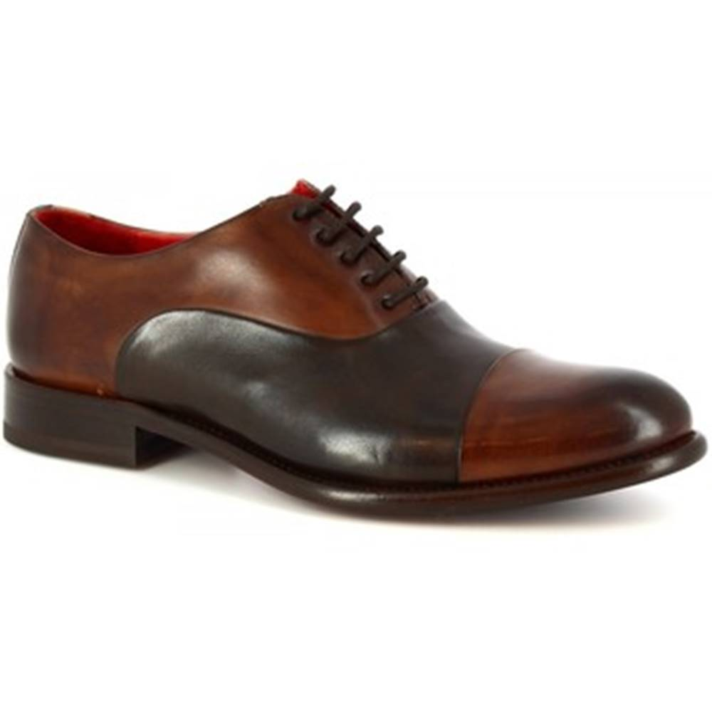 Leonardo Shoes Derbie  7658E20 TOM MONTECARLO DELAVE BRADNY