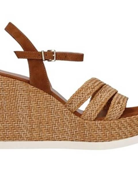 Béžové topánky Tres Jolie