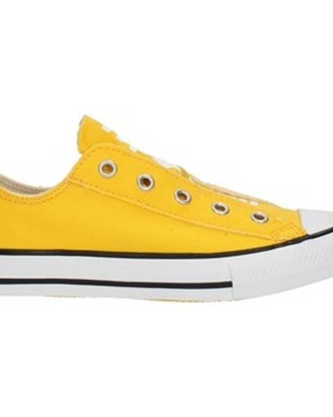 Žlté topánky Converse