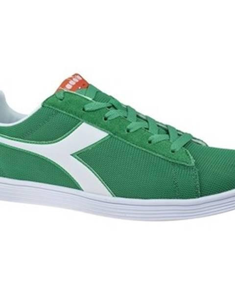 Zelené tenisky Diadora